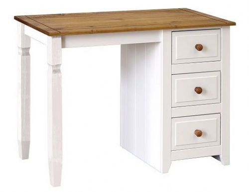 Cheshire Single Pedestal Dressing Table